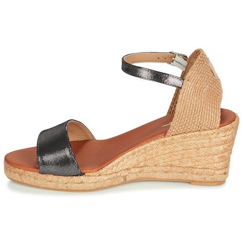 Negro Sandalias Betty Mujer London Zapatos Jassiale eWrxdCoB