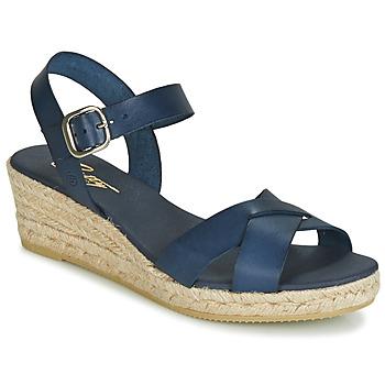 Zapatos Mujer Sandalias Betty London GIORGIA Marino