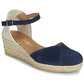 Zapatos Mujer Sandalias Betty London INONO Marino