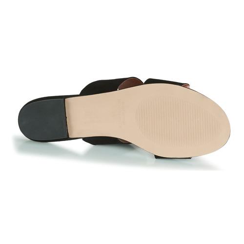 Negro Zapatos London Mujer ZuecosmulesBetty Jistine JFcKTl1