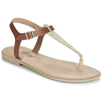 Zapatos Mujer Sandalias Betty London JISTINETTE Oro