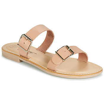 Zapatos Mujer Zuecos (Mules) Betty London JADALEBE Rosa