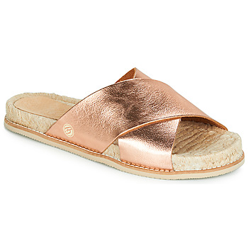 Zapatos Mujer Zuecos (Mules) Betty London JIKOTI Oro