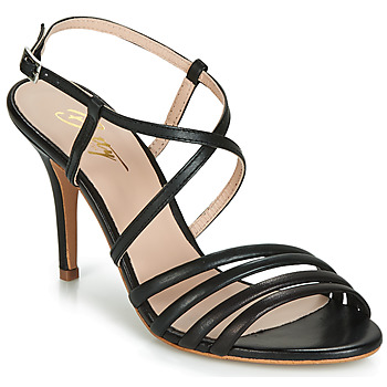 Zapatos Mujer Sandalias Betty London JIKOTIPE Negro