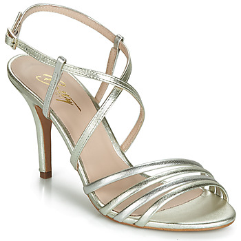 Zapatos Mujer Sandalias Betty London JIKOTIPE Oro / Plata