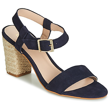 Zapatos Mujer Sandalias Betty London JIKOTIFE Marino