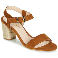 Zapatos Mujer Sandalias Betty London JIKOTIFE Camel