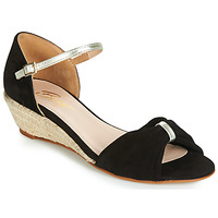 Zapatos Mujer Sandalias Betty London JIKOTIBE Negro / Oro