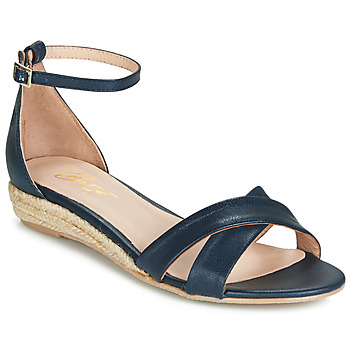 Zapatos Mujer Sandalias Betty London JIKOTIVE Marino