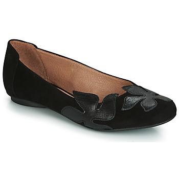 Zapatos Mujer Bailarinas-manoletinas Betty London ERUNE Negro