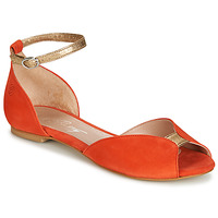 Zapatos Mujer Sandalias Betty London INALI Coral