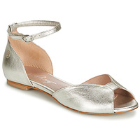 Zapatos Mujer Sandalias Betty London INALI Plata