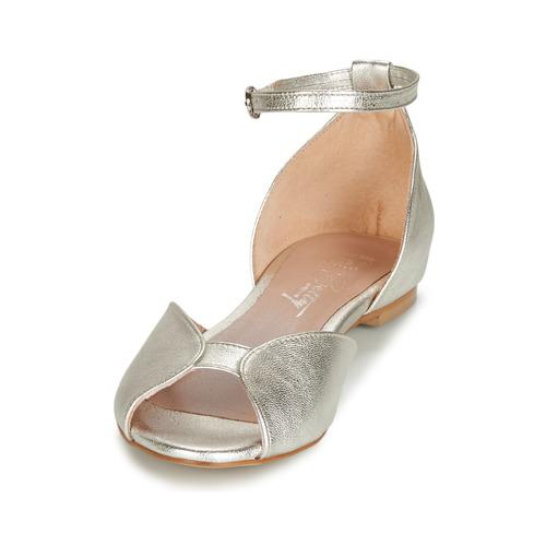 Zapatos London Sandalias Inali Betty Mujer Plata Nyvn8wOm0