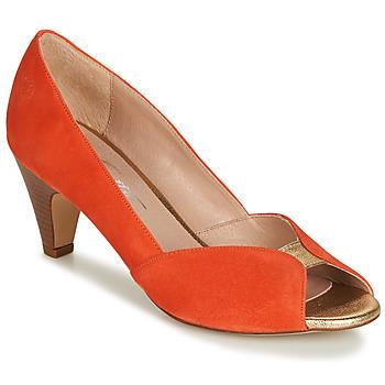 Zapatos Mujer Zapatos de tacón Betty London JIKOTIZE Coral