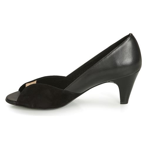 London Zapatos Negro Tacón Jikotize De Betty Mujer FK3JlcuT1