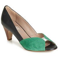 Zapatos Mujer Zapatos de tacón Betty London JIKOTIZE Negro / Verde