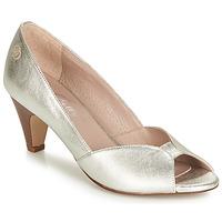 Zapatos Mujer Zapatos de tacón Betty London JIKOTIZE Plata