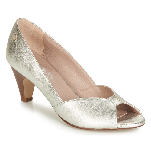 De Tacón Plata London Jikotize Mujer Betty Zapatos rBeWdCxo
