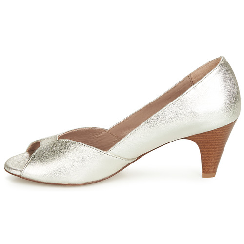 De Zapatos Betty Tacón London Plata uPXikZ