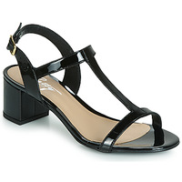Zapatos Mujer Sandalias Betty London CREPE Negro