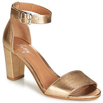 Zapatos Mujer Sandalias Betty London CRETOLIA Oro
