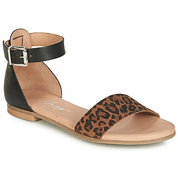 Zapatos Mujer Sandalias Betty London JIKOTIRE Negro