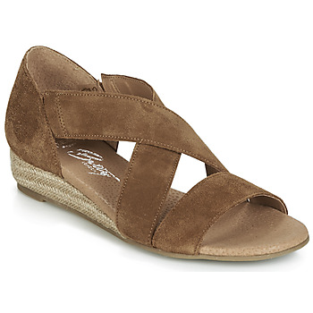 Zapatos Mujer Sandalias Betty London JIKOTE Camel