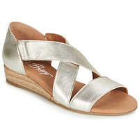 Zapatos Mujer Sandalias Betty London JIKOTE Plata