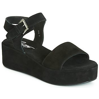 Zapatos Mujer Sandalias Betty London JIKOTETE Negro