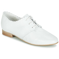 Zapatos Mujer Derbie Betty London JIKOTEFE Blanco