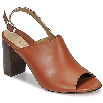 Zapatos Mujer Sandalias Betty London JIKOTEGE Camel