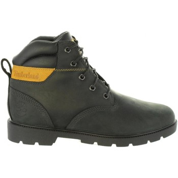 Zapatos Niños Senderismo Timberland A1I2C LEAVITT Negro