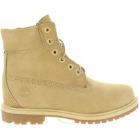 Zapatos Mujer Senderismo Timberland A1K3Y 6IN PREMIUM Beige