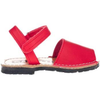 Zapatos Niños Sandalias Garatti PR0051 Rojo