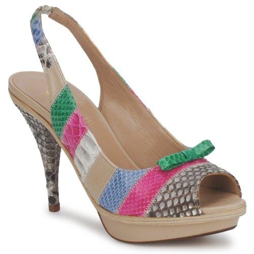 Venta de liquidación de temporada Zapatos especiales Fericelli NIADIK Multicolor