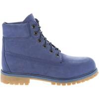 Zapatos Niños Senderismo Timberland A1VCV 6 IN PREMIUM Azul