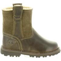 Zapatos Niños Botas urbanas Timberland A1BSC CHESTNUT BRINDLE Marrón