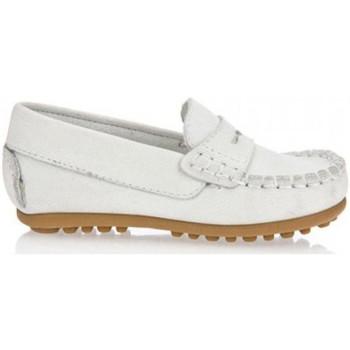 Zapatos Niño Mocasín Garatti PR0055 Blanco