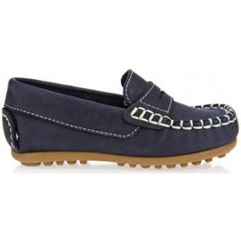 Zapatos Niño Mocasín Garatti PR0055 Azul