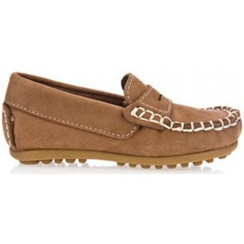 Zapatos Niño Mocasín Garatti PR0055 Beige