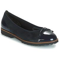Zapatos Mujer Bailarinas-manoletinas Gabor  Marino