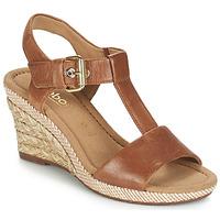 Zapatos Mujer Sandalias Gabor FIULI Cognac