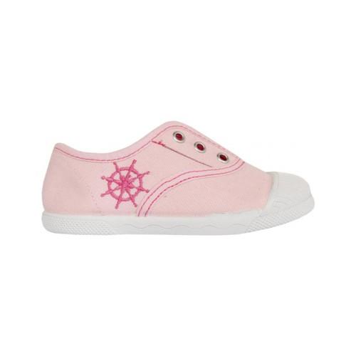 Zapatos Niños Zapatillas bajas Cotton Club CC0002 Rosa