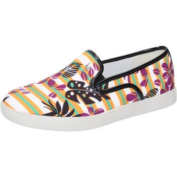 Zapatos Mujer Slip on Liu Jo slip on multicolor textil BT445 Multicolre