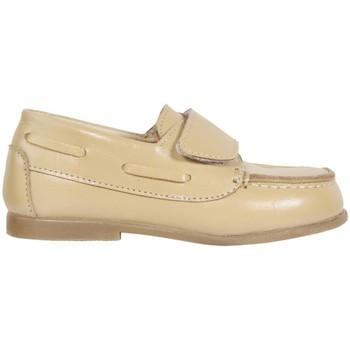 Zapatos Niño Zapatos náuticos Garatti PR0049 Beige