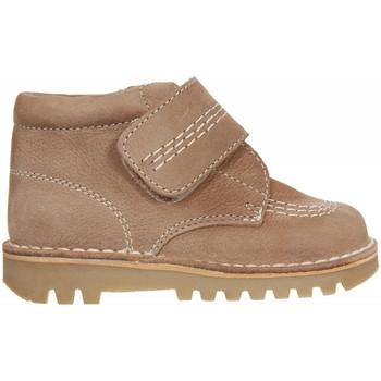 Zapatos Niño Botas de caña baja Garatti PR0045 Beige