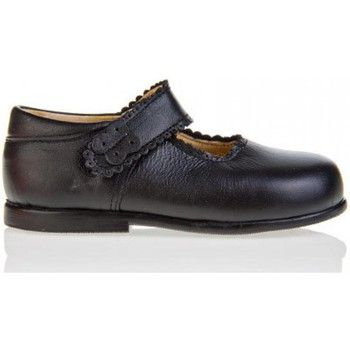 Zapatos Niña Bailarinas-manoletinas Garatti PR0043 Negro
