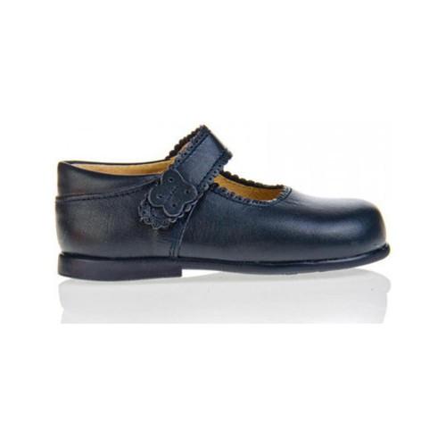 Zapatos Niña Bailarinas-manoletinas Garatti PR0043 Azul