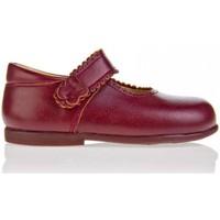 Zapatos Niña Bailarinas-manoletinas Garatti PR0043 Rojo