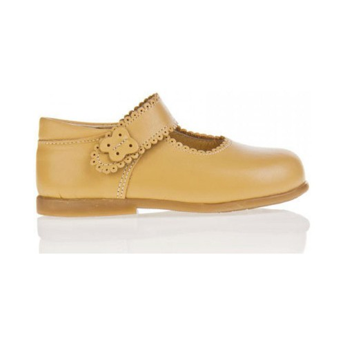 Zapatos Niña Bailarinas-manoletinas Garatti PR0043 Beige